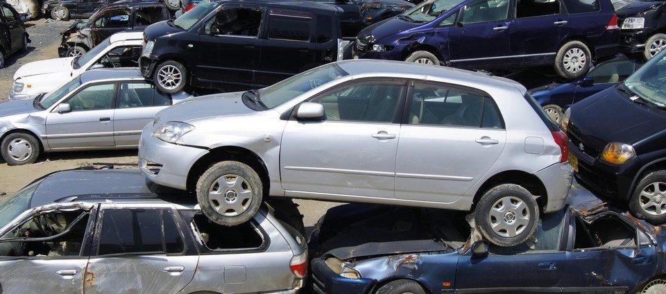 Sell Scrap Car Sydney